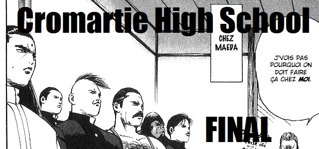 cromartie high school final