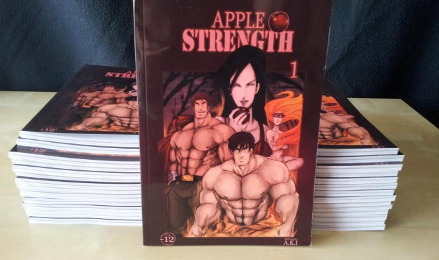 bloodyaki apple strength manga gratuit lecture en ligne
