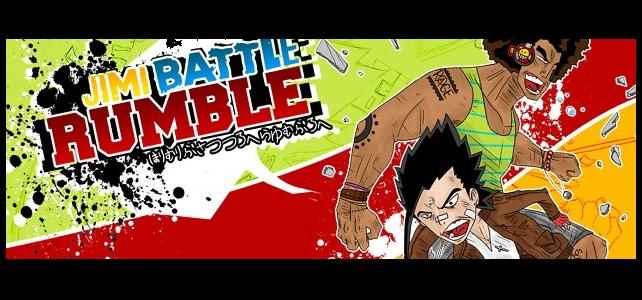 jimi battle rumble lecture en ligne manga gratuit