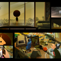 animation eusong lee film court metrage 11 septembre