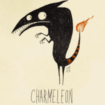 charmelon reptincelle pokemon tim burton