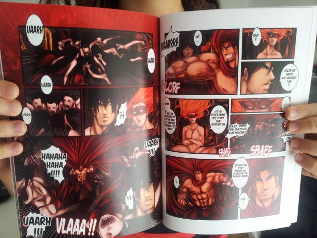 manga amateur publication en ligne apple strength
